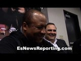 Jermall Charlo's trainer Ronnie Shields on Williams - EsNews Boxing