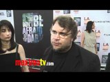"""Guillermo del Toro Interview at """"Don't Be Afraid of the Dark"""" Premiere"""