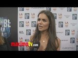 """Katie Holmes Interview at """"Don't Be Afraid of the Dark"""" Premiere"""