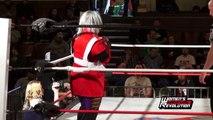 [Free Match] Kimber Lee vs. LuFisto | Womens Wrestling Revolution at Beyond Wrestling (NX