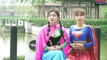 Frozen elsa Anna vs Supergirl Prank Steal Superman! Maleficent and Joker do Anna crying superheroes