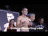 Chimpa Gonzalez FACE OFF Hopkins Smith undercard - EsNews Boxing