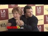 Shirley MacLaine & Jack Black at BERNIE World Premiere Arrivals