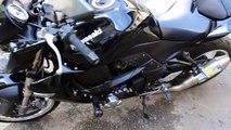 Kawasaki z1000 LeoVince SBK