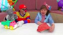 Car Clown - SONIC tck! - Live Animals demo!