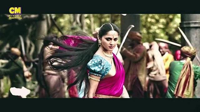 Big Mistakes in Bahubali 2 Trailer __ Bahubali 2 Trailer Mistakes __ Cinema Muchatlu 2017