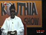 Kouthia Show -  Sommaire  - 18 Août  2014
