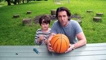 Qu'est ce qu'il y a à l'interieur d'une balle de basket # Keska à l'interieur