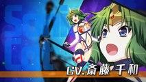 PCブラウザゲーム 『リングドリーム 女子プロレス大戦』 PV