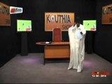Kouthia Show -  Sommaire - 13 Août  2014