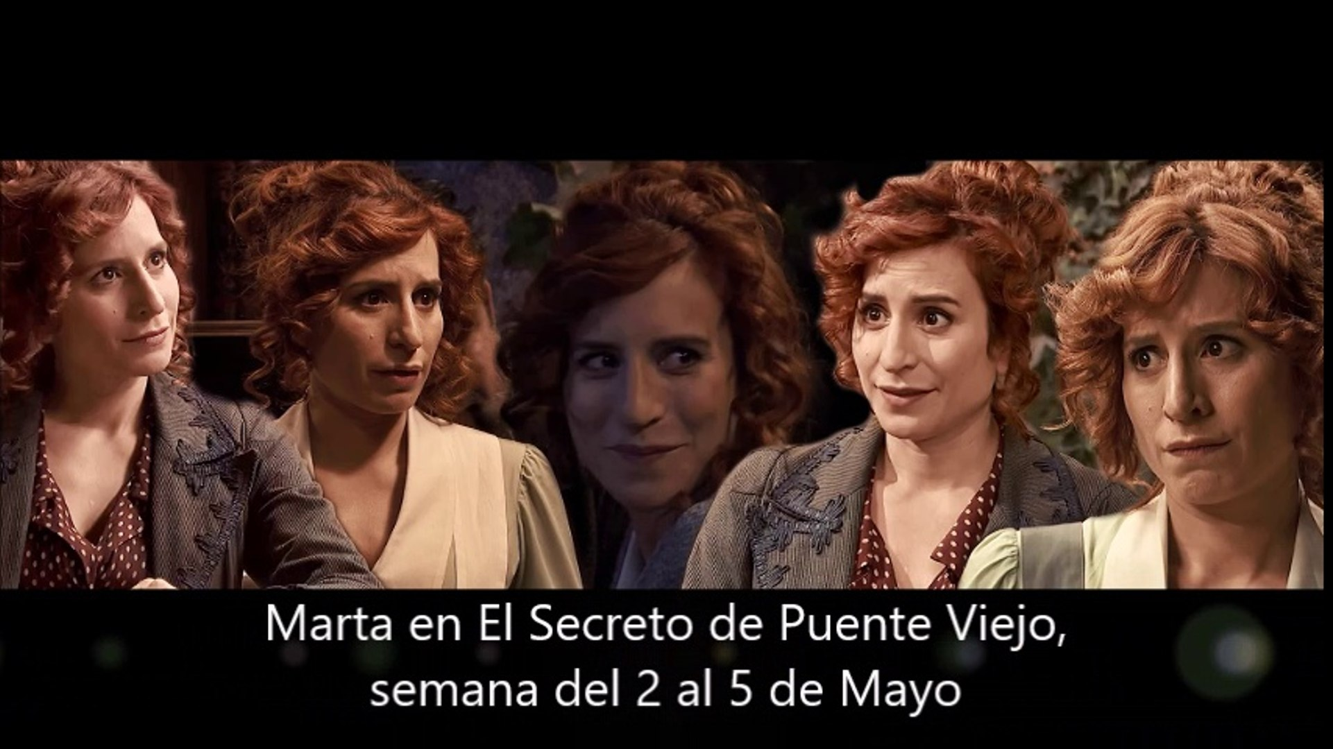 Marta En El Secreto De Puente Viejo Semana Del 2 Al 5 De Mayo Escenas Capítulos 1566 A 1569 Vídeo Dailymotion
