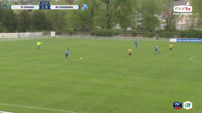 Dimanche 07/05/2017 à 14h45 - FC Sochaux Montbél. - RC Strasbourg - U19 Nat. Gr.B J25 (6)