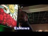 paulie malignaggi on charlo vs andrade EsNews Boxing