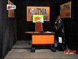 Kouthia Show -  Sommaire  - 07 Août  2014