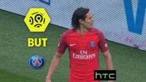 But Edinson CAVANI (89ème) / Paris Saint-Germain - SC Bastia - (5-0) - (PARIS-SCB) / 2016-17