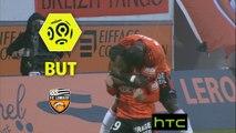 But Romain PHILIPPOTEAUX (62ème) / FC Lorient - Angers SCO - (1-1) - (FCL-SCO) / 2016-17