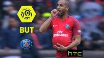 But LUCAS MOURA (32ème) / Paris Saint-Germain - SC Bastia - (5-0) - (PARIS-SCB) / 2016-17