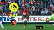 But Firmin MUBELE (80ème) / Stade Rennais FC - Montpellier Hérault SC - (1-0) - (SRFC-MHSC) / 2016-17