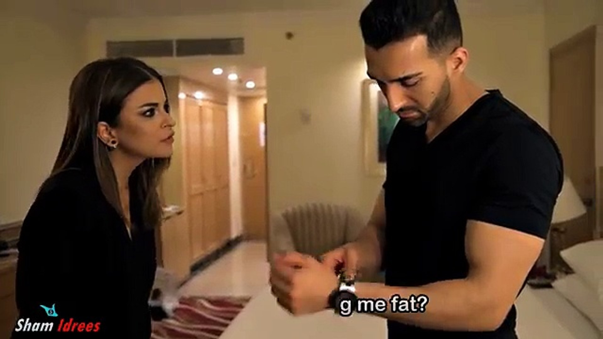 When You Ask Her A Simple Question Sham Idrees Video Dailymotion