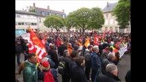 Manifestation 1er Mai 2017 à Nancy