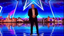 Irshad Shaikh is the world's worst impressionist - Auditions Week 4 - Britain's Got Talent 2017 - YouTube