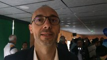 La réaction de Stéphane Buchou, responsable d'En Marche ! en Vendée