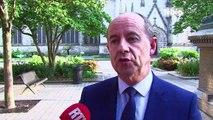 """Présidentielle. Jean-Jacques Urvoas (PS, Quimper) : """"Satisfaction mâtinée de regrets"""""""