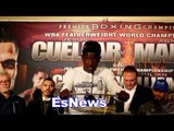 Charlo Talks Of Cutman Todd Harlib RIP - EsNews Boxing