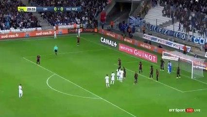 Gomis B. Goal HD - Marseille 1-0 Nice - 07.05.2017