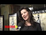 "DAPHNE ZUNIGA Interview at ""Forks Over Knives"" Premiere"