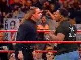 Mike Tyson vs. Shawn Michels [HBK - DX - WWE - WWF - Raw]