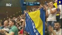 BiH - Finska 34:23 - 2.poluvrijeme [Highlights] (7.5.2017)