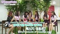GFriend - SBS MTV 2016 Dream Concert Behind Story #2 - ENG SUB HD