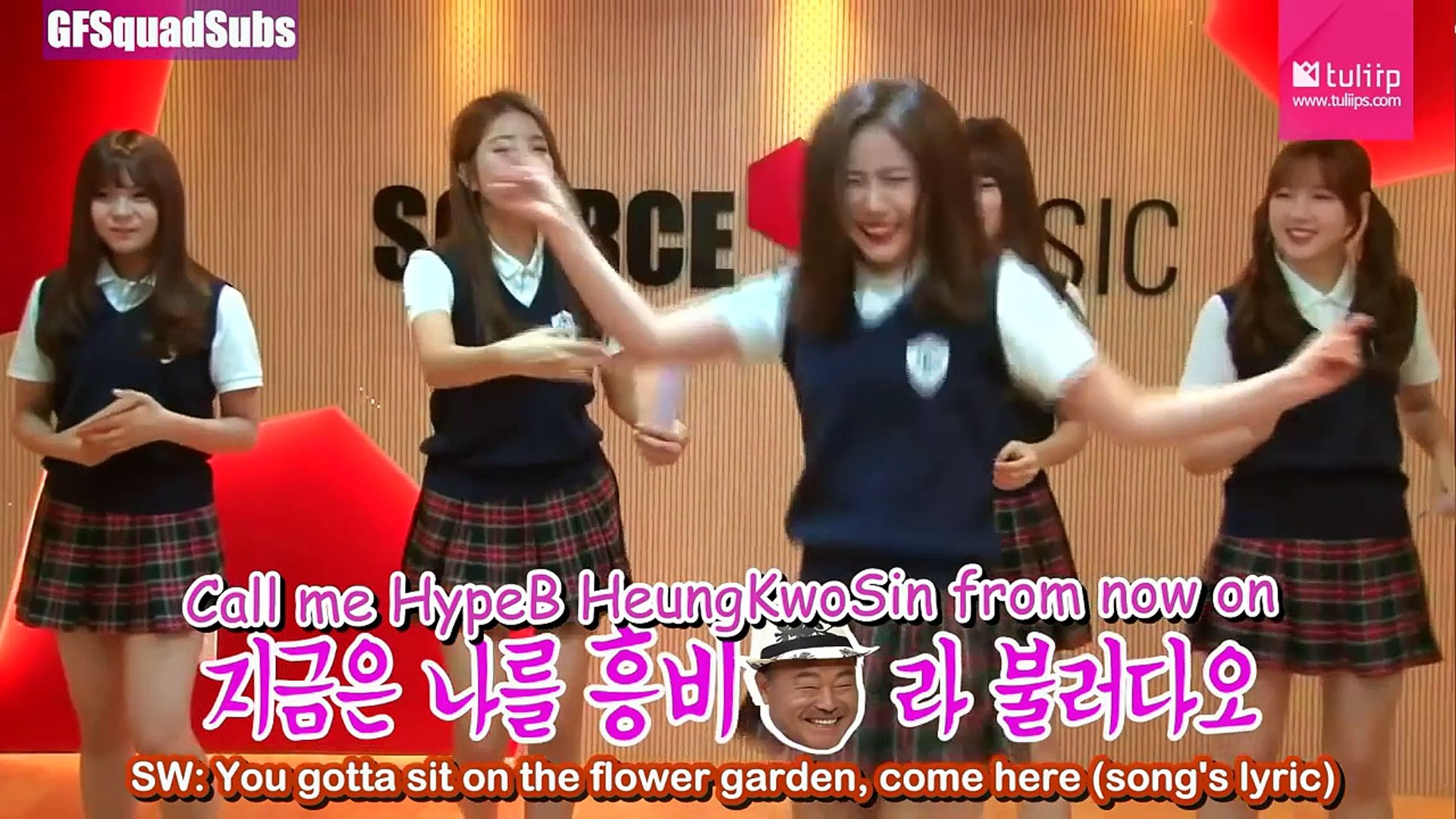 Eng Sub 160615 Gfriend Different Charms Snack Donation Mission Tuliip Korea Full Hd Video Dailymotion