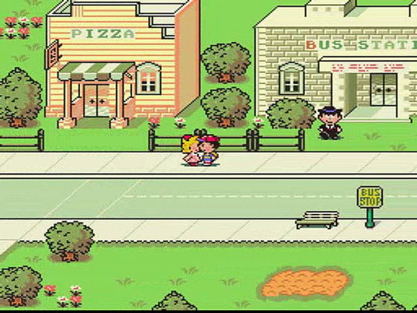Earthbound: Blind Run (Part 55) - video dailymotion