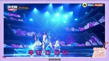 [ENG SUB] 150808 GFRIEND - MBC Show Champion (Behind the Scenes) [Full HD]