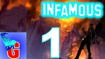 Good Karma Infamous Gameplay no Commentary Episode 1
