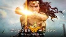 Wonder Woman - Final Trailer   Batman-News.com