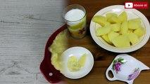 Patates Püresi Tarifi - Patates Püresi Nasıl Yapılır