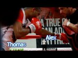 Thomas Dulorme EXPLOSIVE Beast In The Ring Mayweather Boxing Club - esnews boxing