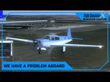 Drawyah plays FSX - We have a Problem aboard!|Episode 5
