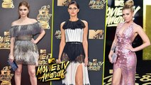 MTV Movie And TV Awards 2017  - Worst Dressed Celebs | Hollywood Buzz