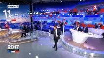 Il est 20h sur France 2... Revoir le moment historique où Emmanuel Macron est annoncé Président de la République