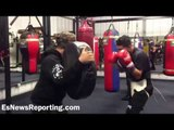Josesito Lopez powerful ready to get back in the ring ANYONE CAN GET IT - esnews boxing