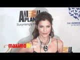 TRICIA HELFER On The Red Carpet at 25th Annual GENESIS AWARDS