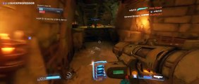 Doom Multiplayer Online - Run Away! Run Away! -