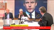 """Alexis Corbière """"Macron, c'est un projet brutal"""""""