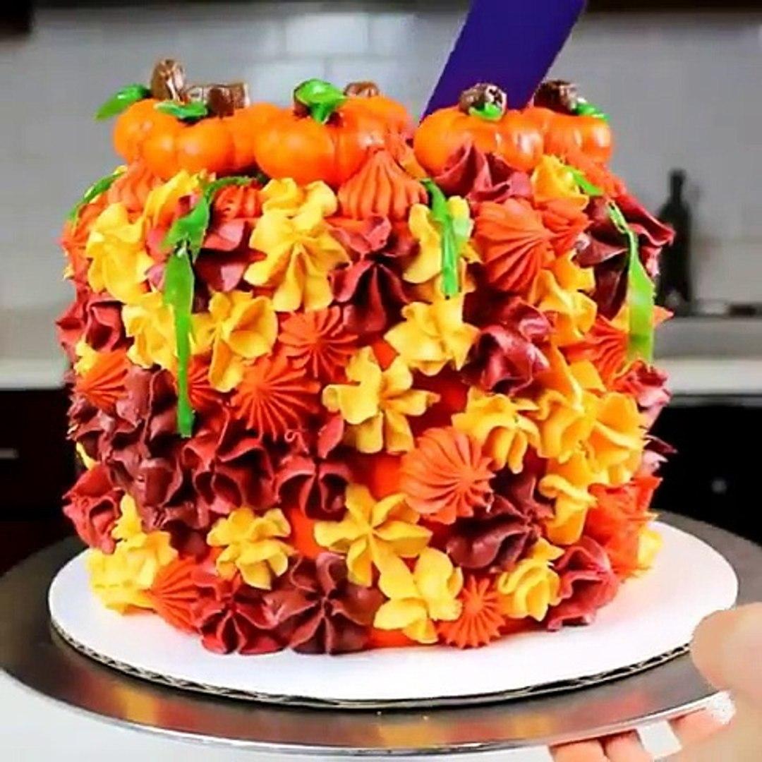 Most Satisfying Cakes Compilation - CAKE STYLE - Amazing Cake Decorating (11)