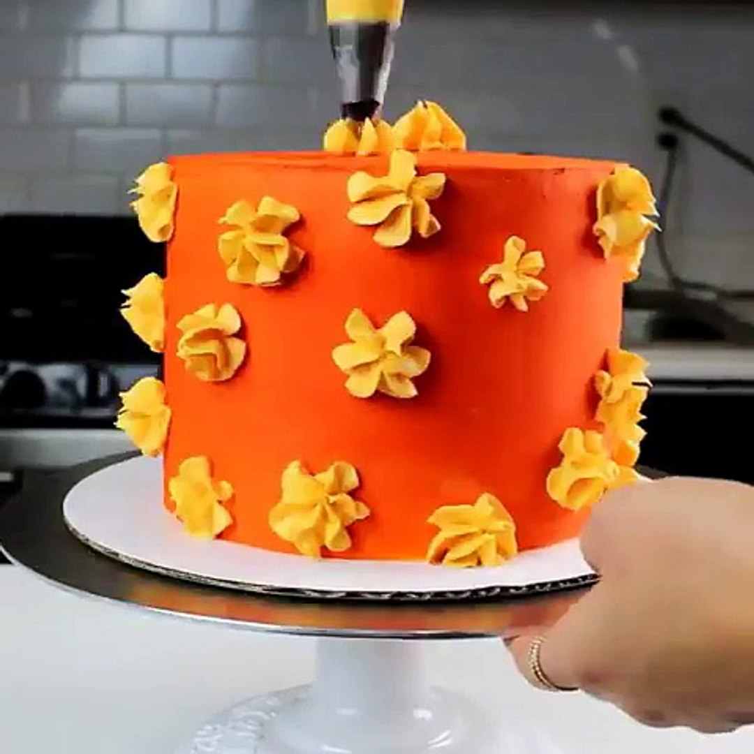 Most Satisfying Cakes Compilation - CAKE STYLE - Amazing Cake Decorating (12)