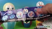 Reine des neiges poupées gigognes Frozen Nesting Dolls Œufs surprise en play doh